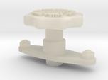 1:6 Scale HUEY Foot Pedal Adjustment Knob