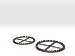 Secret Decoder Wheel Pendant