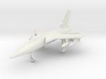 1/285 (6mm) F-105 Thunderchief
