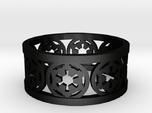 Star Wars Empire Insignia Band Ring