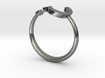 Question Mark Ring - Size US 6