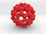Fractal Fullerene
