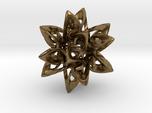 Dodecahedron X, medium