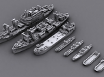 48US06 US Navy Amphibious Ships & Crafts