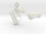 Gemini Astronaut EVA / 1:6 / Gloves, HHMMU