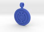 Blue Hope Pendant