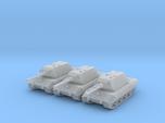 6mm E-100 tank x3