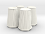 1/12 K&N Cone Style Air Filters TDR 4970