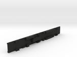 N Scale Budd Silverliner FRAME Nonpowered