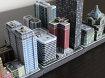 Chicago Set 1 Residential Tower 3 x 2