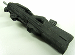 1:6 scale bullpup rifle 2
