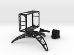GoPro open frame & mini tripod