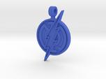 Blue Flash Pendant
