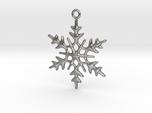 Little Romantic Snowflake Pendant