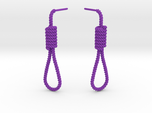 Halloween Hanging Rope Earrings