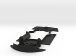 1/32 Fly Marcos LM600 Chassis for slot.it pod