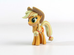 My Little Pony - AppleJack (≈67mm tall)