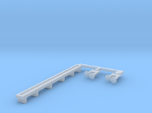 N Scale Budd Silverliner Roof Detail Set