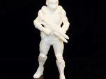 Future Soldier - 80mm Tall