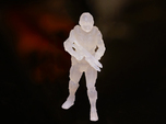 Future Soldier - 28mm Tall