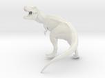 Dinosaur T Rex Roaring 10 cm long