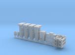 Modern Gas Station Accessories - HOscale