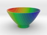 DRAW bowl - segmented G