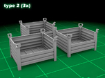 Stackable Container Type2 (3x)