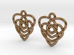 Celtic Motherhood Knot Earrings