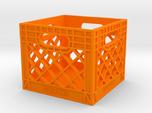 Milk Crate 1:10 Scale