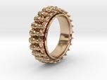 Bullet ring(size = USA 8,Japan 16, Britain P)