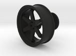 TE37 Wheel Cufflink