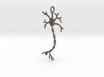 "Neuron Pendant (2.2"" high)"