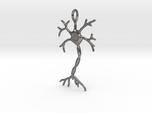 "Neuron Pendant (1.7"" high)"