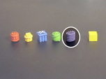Leave stack Tokens (13 pcs)