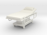 Miniature 1:24 Hospital Bed