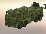 Actros Bison 1:160