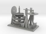 Leonardo da Vinci's Reciprocating Motion Machine
