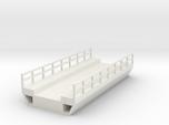 N Scale Modern Concrete Bridge Deck Single Track 8