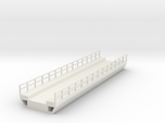 N Modern Concrete Bridge Deck Single Track 140mm