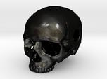 20mm .8in Keychain Bead Human Skull