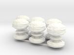 Mushroom Cloud x6