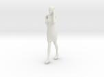 Half Scale Woman Walking