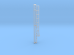 Ladder with Safety Cage in HO scale