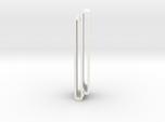 S Belt Clip Double Strap Molle (Medium Duty)