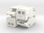 1-160 4x Ford Transit SHELL