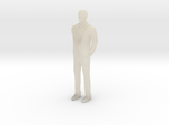 Half Scale Man Standing