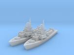 1/1800 Soviet Nanuchka Missile corvette