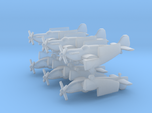 1/400 Fairey Firefly (x6)