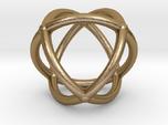 0072 Stereographic Polyhedra - Octahedron